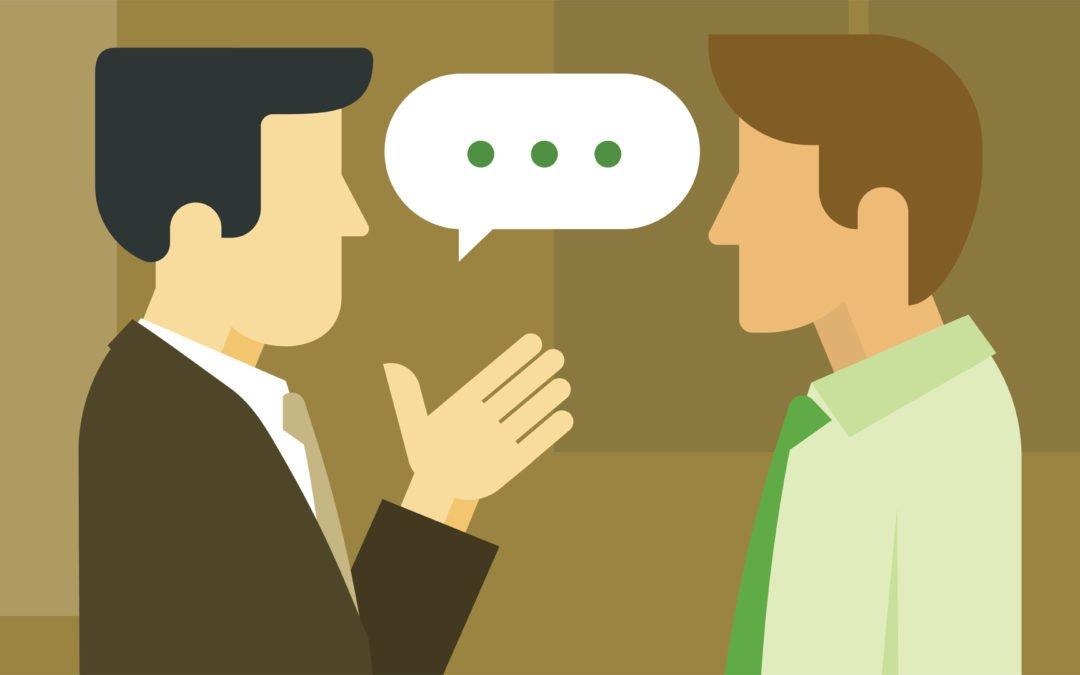Como receber um feedback?